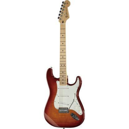 Imagem de Guitarra Fender Standard Stratocaster Top Plus MN 014 4612