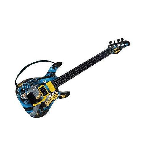 Imagem de Guitarra Infantil Batman Cavaleiro das Trevas FUN 8080-5-