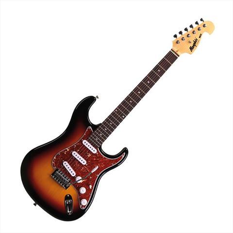 Imagem de Guitarra Memphis Basswood Sunburst Mg32sb Tagima