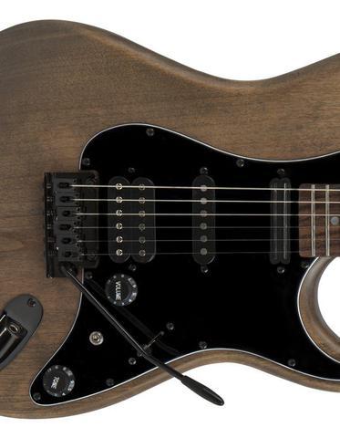 Imagem de Guitarra Tagima J-3 Juninho Afram Signature Transparent Wood