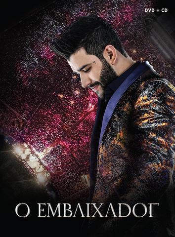 Imagem de Gusttavo Lima - O Embaixador - Kit (CD+DVD)