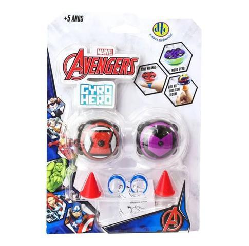 Imagem de Gyro Hero Avengers Marvel - Dtc - 7898633989853