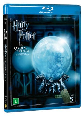 Imagem de Harry Potter e a Ordem da Fênix (Blu-Ray)