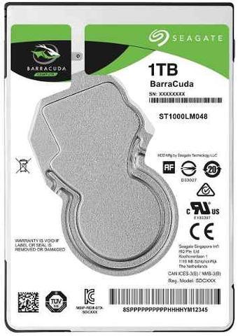 Imagem de Hd 1 Tb Seagate Barracuda Notebook Ps4 Ps3 Xbox One Original