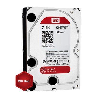 Imagem de HD 2TB Western Digital RED NAS WD20EFRX-68EUZN0