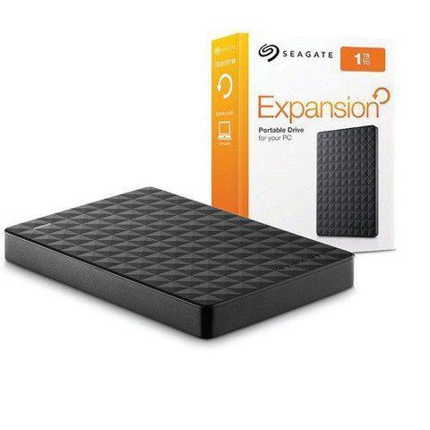 Imagem de HD Externo 1.0 TB Seagate 1TEAP2-570 STEA1000400 Expasion USB 3.0