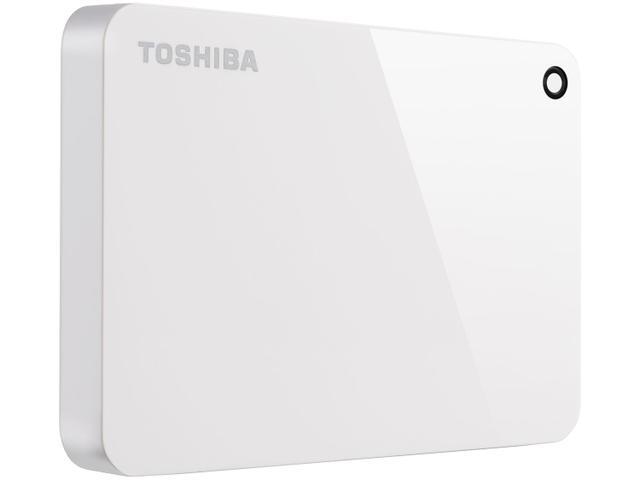 Imagem de HD Externo 1TB Toshiba Canvio Advance