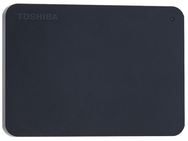 Imagem de HD Externo 1TB Toshiba Canvio Basics