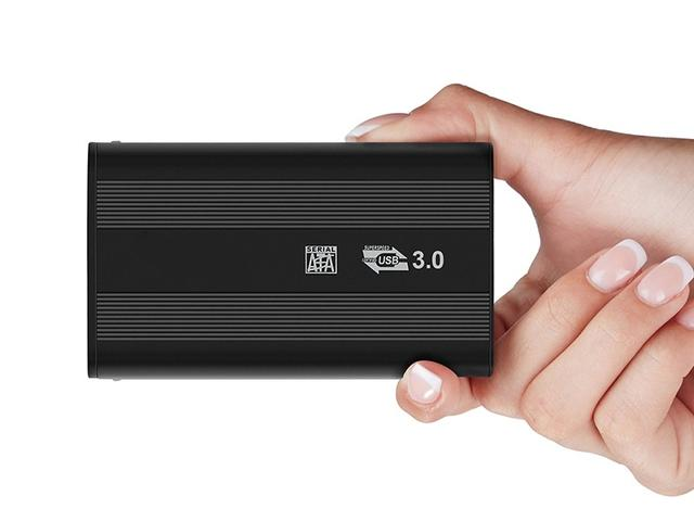 Imagem de HD Externo 320 Gb De Bolso USB 3.0 YessTech