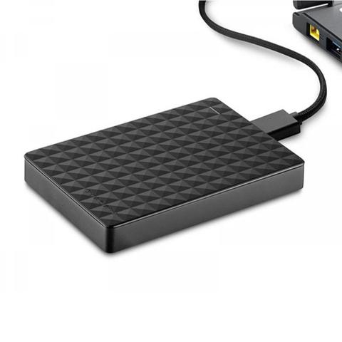Imagem de HD Externo Portátil 1TB USB 3.0 TURBO Seagate Expansion STEA1000400 Preto