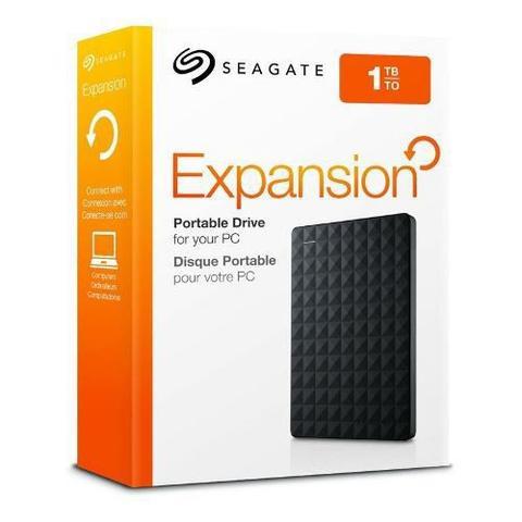 Imagem de Hd Externo Portátil Seagate Samsung 1tb Usb 3.0 Usb 2.0