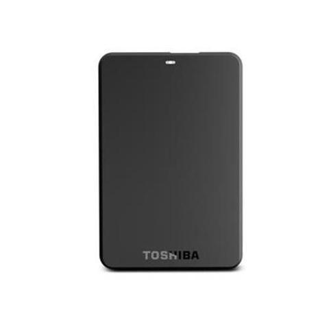 Imagem de Hd Externo Portatil Toshiba Canvio Basics 1 Tb Preto - Hdtb310xk3aa