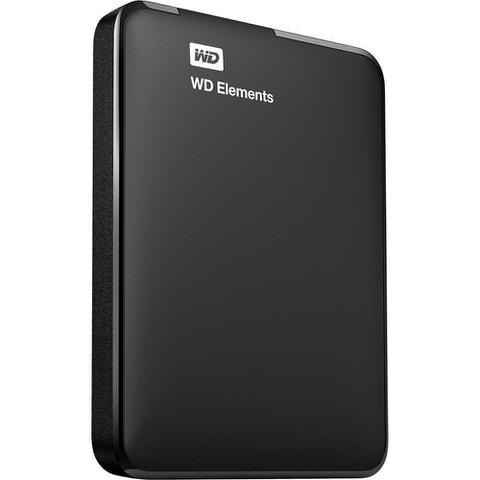 Imagem de HD Externo Portátil WD Elements 1TB USB 3.0