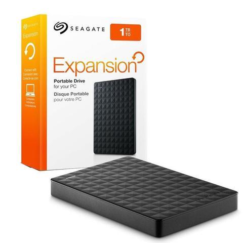 Imagem de Hd Externo Seagate Expansion 1tb Usb 3.0