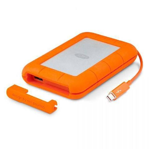 Imagem de HD Lacie Rugged Triple USB3 2TB LAC9000448