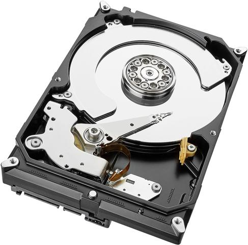Imagem de HD PC Seagate 1tb IronWolf Sata 3 NAS 5400RPM 64mb  ST1000VN002
