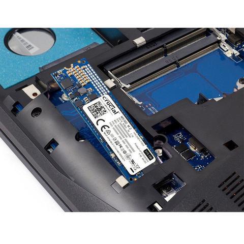 Imagem de HD SSD Crucial M2 Mx300 275GB Sata 3 6 Gbps PC notebook