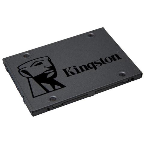Imagem de HD SSD / Kingston / SA400S37/480G / 2.5 / SATA 3 / 480GB