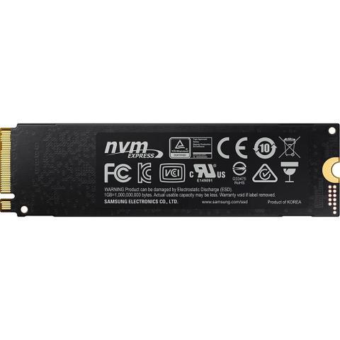 Imagem de HD SSD M.2 500Gb 970 Evo plus Samsung NVME 3200Mb/s Pci-e  MZ-V7S500B