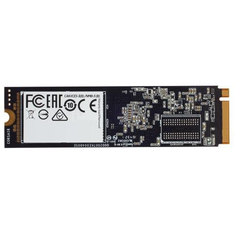 Imagem de HD SSD M.2 960GB Corsair Force Series MP510 NVMe Leitura 3480MB/s Gravação 3000MB/s CSSD-F960GBMP510
