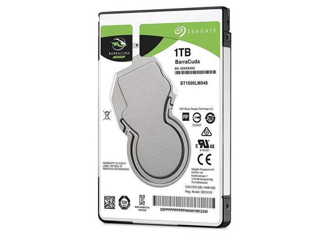 Imagem de HDD 2,5 Notebook / Desktop Seagate 2E7172-500 ST1000LM048 1 Tera  5400RPM 128MB SATA 6GB/S