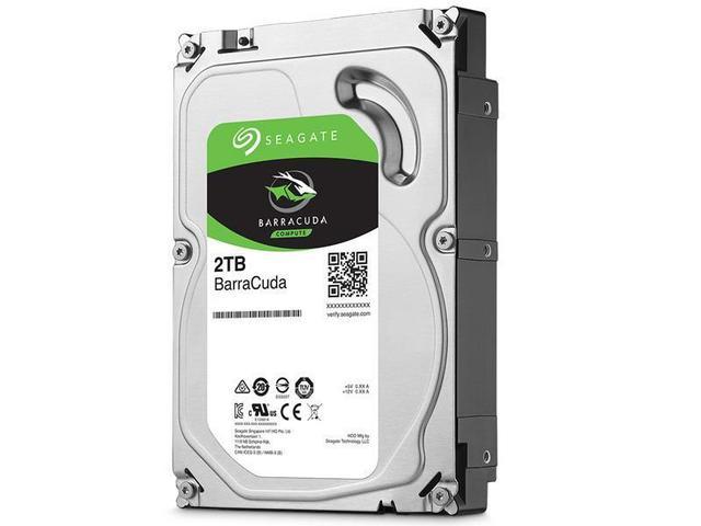 Imagem de HDD 3.5 Desktop Seagate 2DM164-302 ST2000DM006 2TERA 7200RPM 64MB Cache SATA 6GBG/S