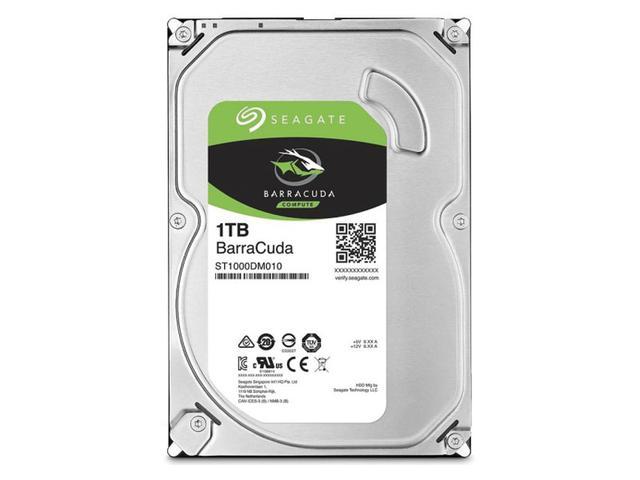 Imagem de Hdd 3,5 Desktop Seagate St1000dm010 1 Tera 7200rpm 64mb Sata 6gb/S