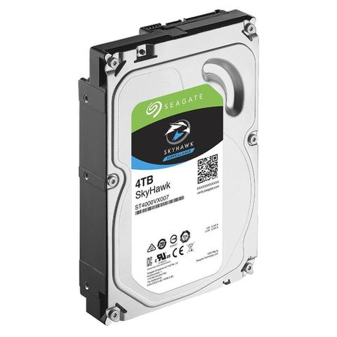 Imagem de HDD Seagate 4TB SKYHAWK ST4000VX007 SATA 6GB/ S