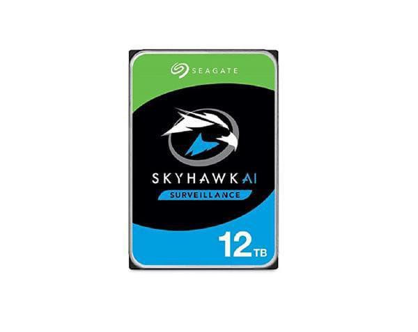 Imagem de Hdd seagate skyhawk 12 tb p/ seguranca / vigilancia / dvr - st12000ve0008