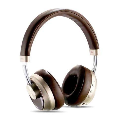 Fone de Ouvido Headphone Bluetooth Com Microfone Remax Rb-500hb