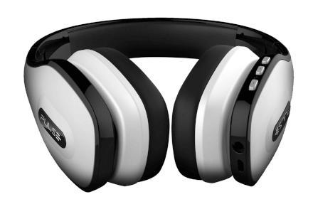 Imagem de Headphone Bluetooth Branco - Pulse - PH152