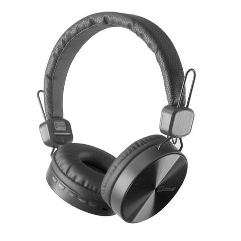 Fone de Ouvido Headphone Bluetooth Extrabass Cinza Dotcell Dc-f400