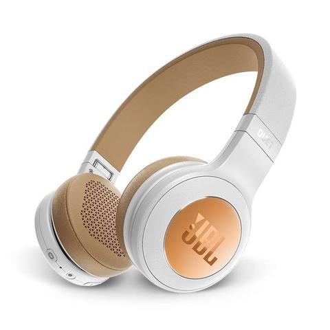 Imagem de Headphone Bluetooth JBL Duet Branco