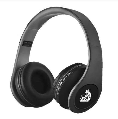 Fone de Ouvido Headphone Bluetooth Preto Soundshine Bt-200