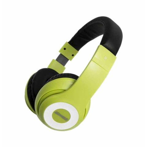 Fone de Ouvido Headphone Life Series Verde Maxprint 6012111