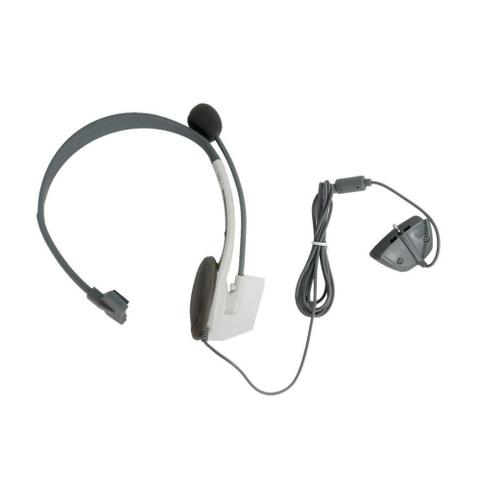 Headphone Com Microfone Xbox 360 Knup Kp 5363