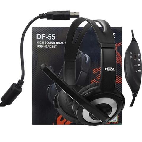 Fone de Ouvido Headset Dex Df-55dx