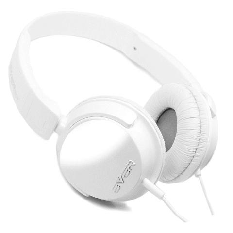 Fone de Ouvido Headphone Dj Evertech Evhp-10/wt