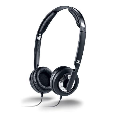 Fone de Ouvido Headphone Com Noise Cancelling Preto Sennheiser Pxc250ii