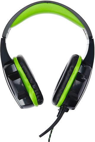 Imagem de Headphone Fone de Ouvido com Microfone Flexível Gamer Headset Haste Ajustável
