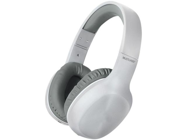 Imagem de Headphone/Fone de Ouvido Multilaser Bluetooth  - Sem Fio com Microfone com Cabo P2 Pop