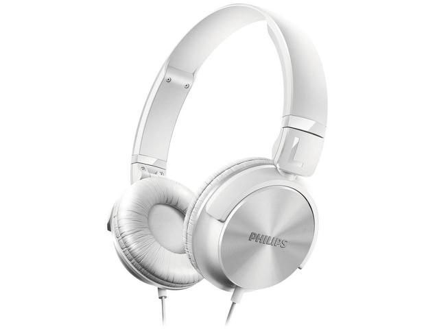 Fone de Ouvido Headphone Dj Preto Philips Shl3060bk00
