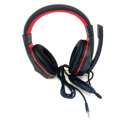 Imagem de Headphone Gamer HG02 Headset Com Fio E Microfone Anti-Interferência