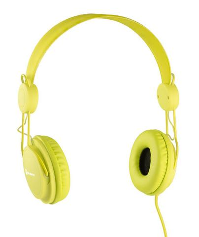 Fone de Ouvido Headphone Gt Soul Colors Verde Goldentec