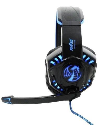 Imagem de Headphone Headset Gamer P2 c/ Microfone e LED