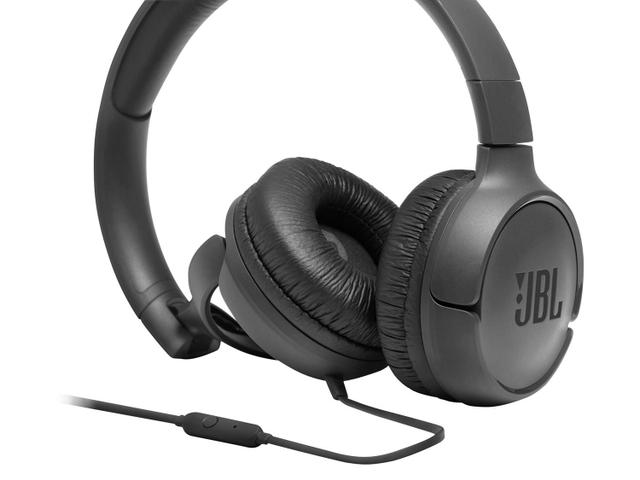 Imagem de Headphone JBL TUNE 500 com Microfone