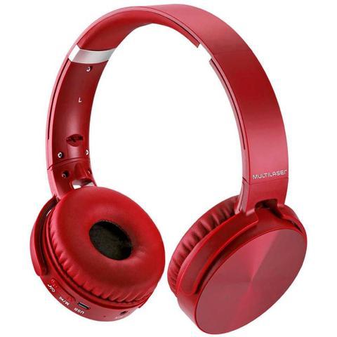 Fone de Ouvido Headphone Premium Bluetooth Sd/aux/fm Multilaser Ph266