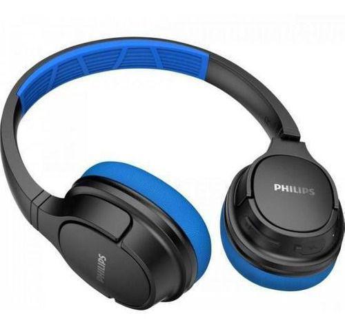 Imagem de Headphone Philips Sport Bluetooth Wireless Tash402bl Azul
