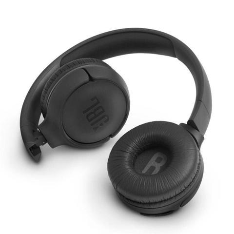 Imagem de Headphone Sem Fio Bluetooth com Microfone JBL Tune 500BT Preto
