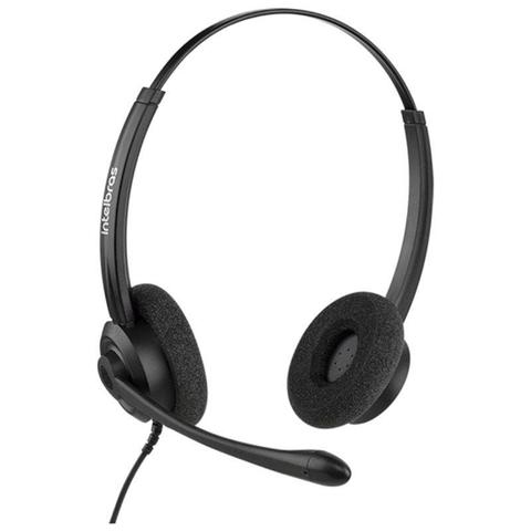 Fone de Ouvido Headset Intelbras Chs60b